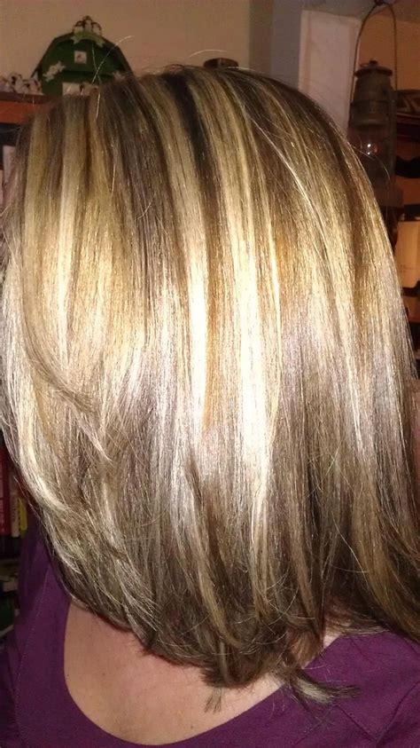 highlights and lowlights for gray hair blending gray with highlights image hairstyle gallery