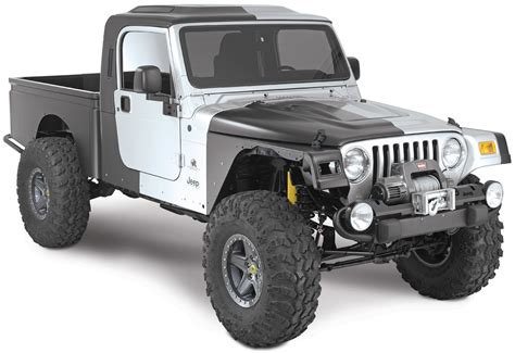 Jeep Brute Kit Aev Ificate Brute Conversion Kit For 97 06 Jeep 174 Wrangler