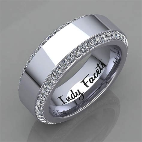 the best wedding ring design popular design trends in mens wedding rings indy facets