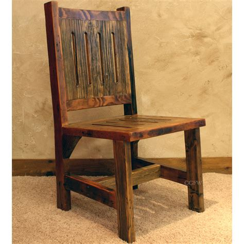 rustic dining room chairs black mountain reclaimed rustic dining room chair nc rustic