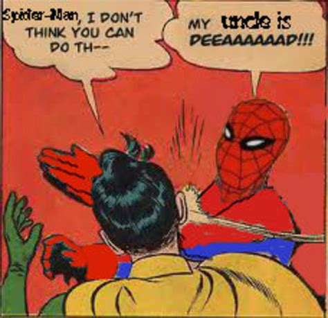 Batman And Robin Slap Meme - image 333243 my parents are dead batman slapping