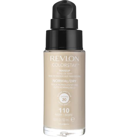 Foundation Revlon Skin Revlon Colorstay Make Up Foundation For Normal Skin