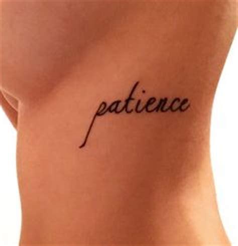justin bieber patience tattoo font patience tattoo guns n roses tattoo pinterest