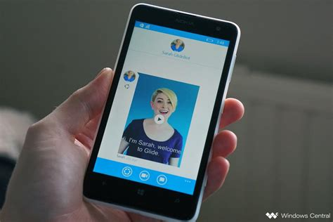 messenger for mobile phone chat messenger glide launches official app for
