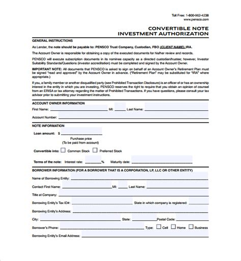 convertible loan note template sle convertible note agreement 6 free documents in pdf
