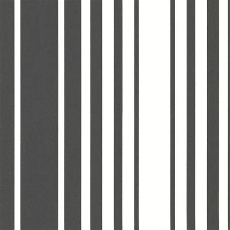 St Barcode White brewster home fashions lewitt black barcode stripe wallpaper view in your room houzz