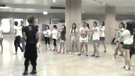 tutorial flash mob nu abo dance tutorial sm sg flash mob youtube