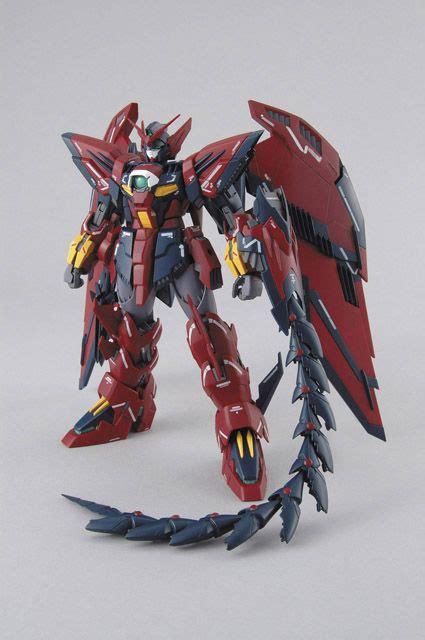 Kaos Hoodie Anime Gundam Epyon mg gundam epyon ver ew 1 100th scale plastic model kit