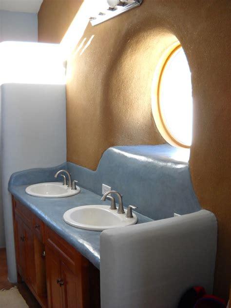 Beautiful Kitchen Backsplash tadelakt contemporary bathroom denver by artesano