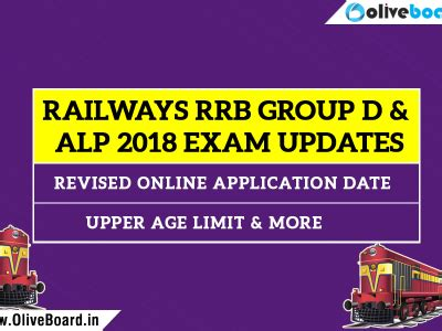 Mba Age Limit by Railway Rrb D Archives Oliveboard