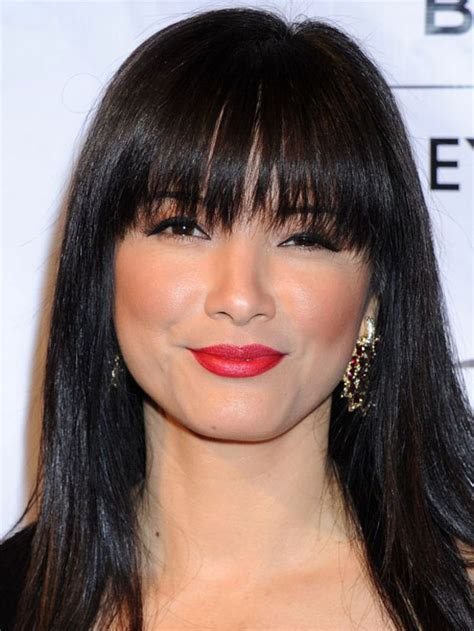 the best and worst bangs for heart shaped faces beauty editor the best and worst bangs for heart shaped faces