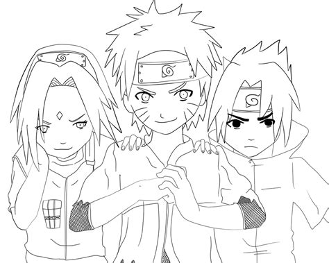Team 7 Coloring Pages by Team 7 Revival Lineart By Attisalatti On Deviantart