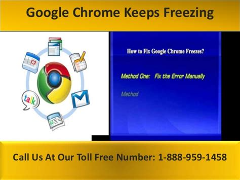 chrome keeps freezing 1 888 959 1458 google chrome unresponsive network failed