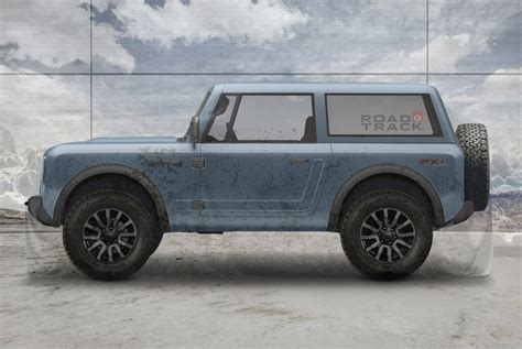 2020 Ford Bronco Look by The Best Look At The 2020 Ford Bronco Gear Patrol