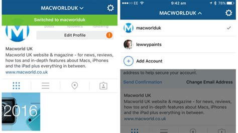 tutorial login instagram how to add extra accounts to instagram how to pc advisor