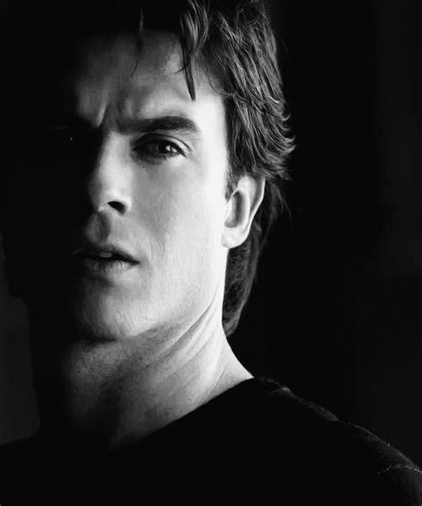 damon salvatore x reader every time i see you by damon salvatore black and white szukaj w google ian