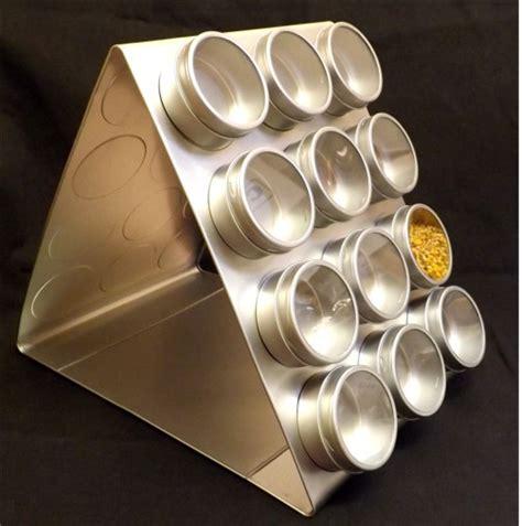 portaspezie acciaio porta spezie magnetico in acciaio satinato orodorienthe
