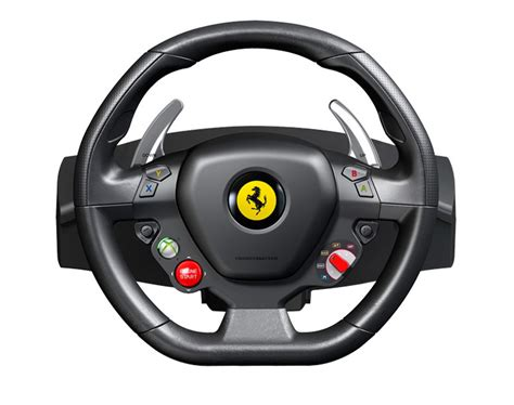 volante xbox 458 italia racing wheel for the xbox 360