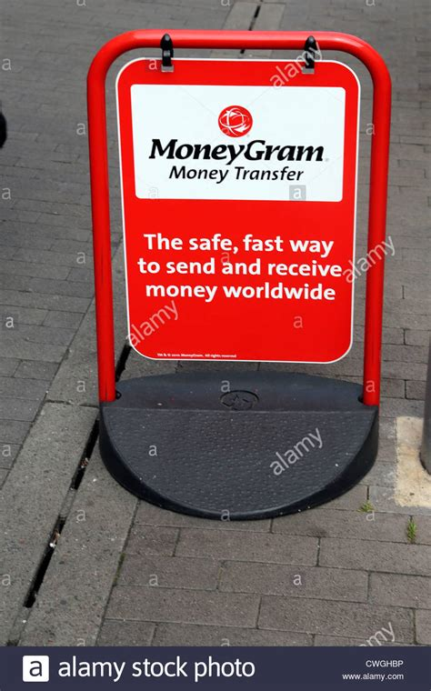 pavement swing signs swing board pavement sign for moneygram money transfer