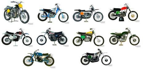 motocross bike numbers motocross magazine tom white s ten most collectible