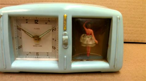 florn ballerina alarm clock youtube