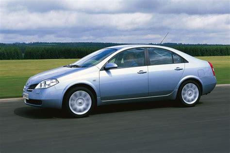 nissan primera car technical data car specifications