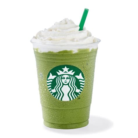 Green Tea Frappuccino®   Starbucks Coffee Australia