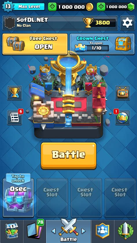 clash of hack apk clash royale mod unlimited gems v2 1 7 apk free