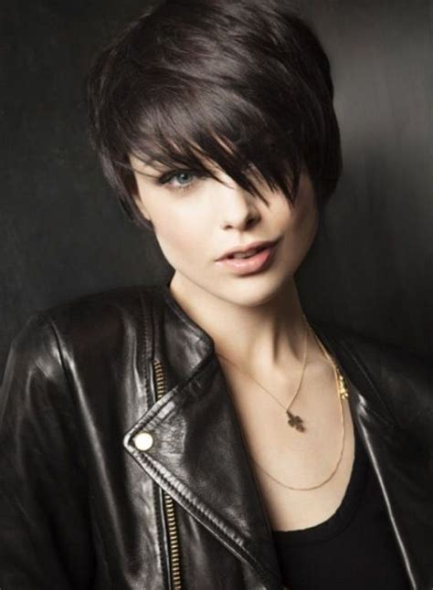 very short edgy haircuts for women with round faces 35 stylish short hair for round face 2017 hairstyle