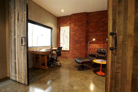 Barn Door Office 20 Home Offices With Sliding Barn Doors