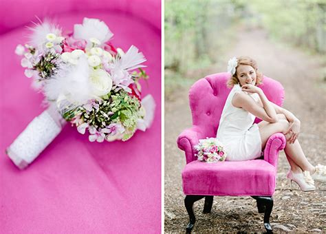 Hochzeitsdeko Federn by Ein Hochzeits Styleshooting Mit Federn Friedatheres