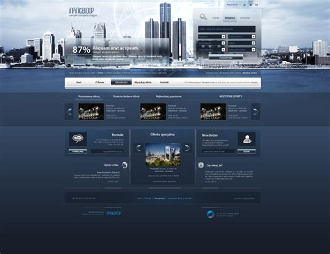 great website layout design website layout 81 by tehacesequence on deviantart