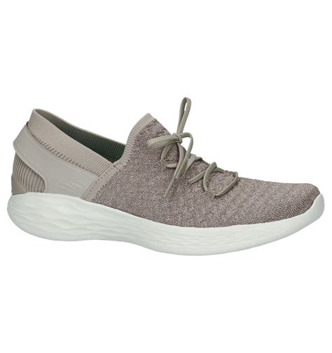 Skechers By You you by skechers taupe instappers torfs be gratis verzend en retour