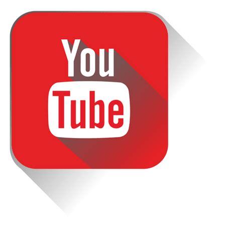 icone  youtube ao quadrado baixar pngsvg transparente