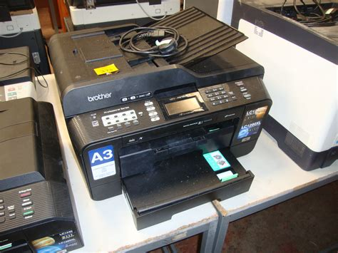 Printer A3 Mfc J6910dw mfc j6910dw a3 multifunction printerplease note all successful bids must be paid for in f