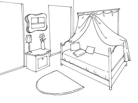 coloriage chambre coloriage chambre 224 imprimer