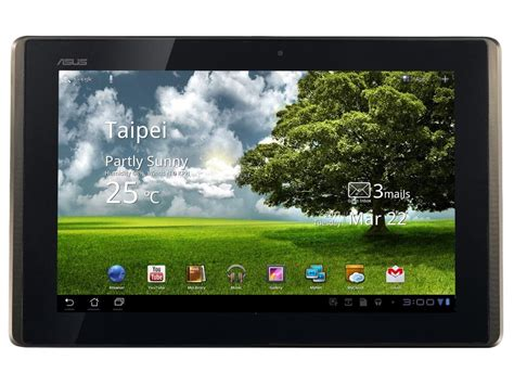 Tablet Asus Android asus eee pad transformer android tablet gadgetsin