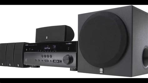 best yamaha home theater speaker system reviewed