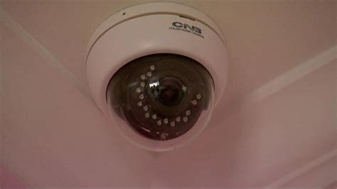 home security cameras being hacked into and streamed live