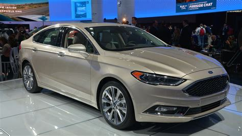 ford fusion 2017 specs 2017 ford fusion platinum review specs release date price