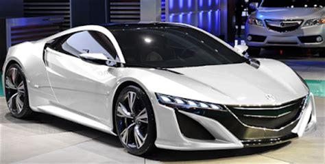 mobil honda sport inilah kelebihan mobil sport honda nsx autogaya