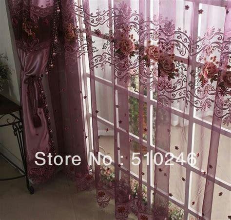 purple lace curtains purple lace curtains purple people eater pinterest