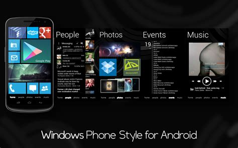 windows theme download for android mobile windows phone style for android by spiritdsgn on deviantart