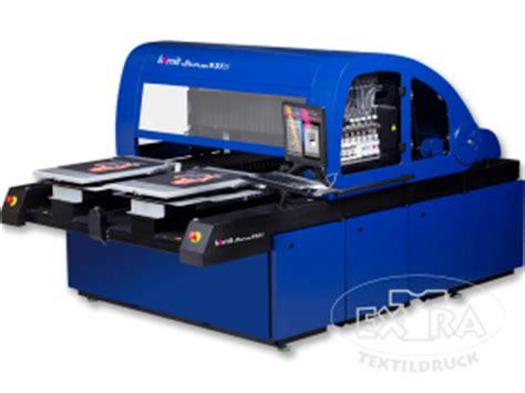 Digitaldruck Textil Maschine by Digitaler Textildruck T Shirt Digitaldruck Kornit 931