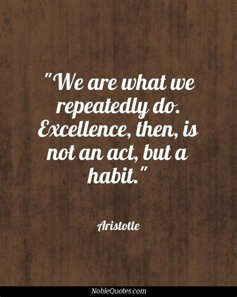 excellence quotes with the word excellence quotes quotesgram