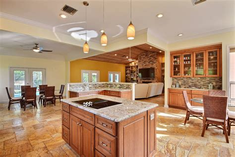 East Gourmet Kitchen by Pool Home Seagrove Vero With Gourmet Kitchen