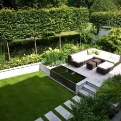 Contemporary garden design contemporary gardens and tuin on pinterest