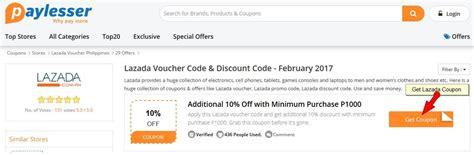 discount vouchers philippines lazada official site autos post