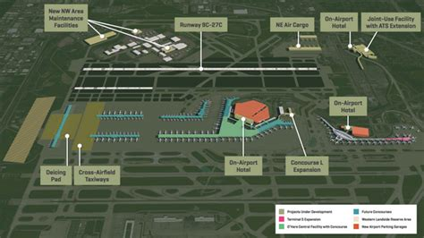 Oscar Munoz United Ceo ord terminal expansion plans jetcareers