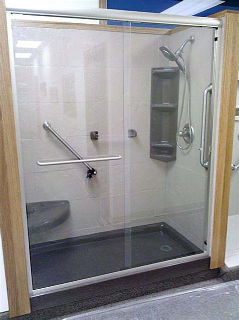 What Is A Bypass Shower Door Bypass Shower Door